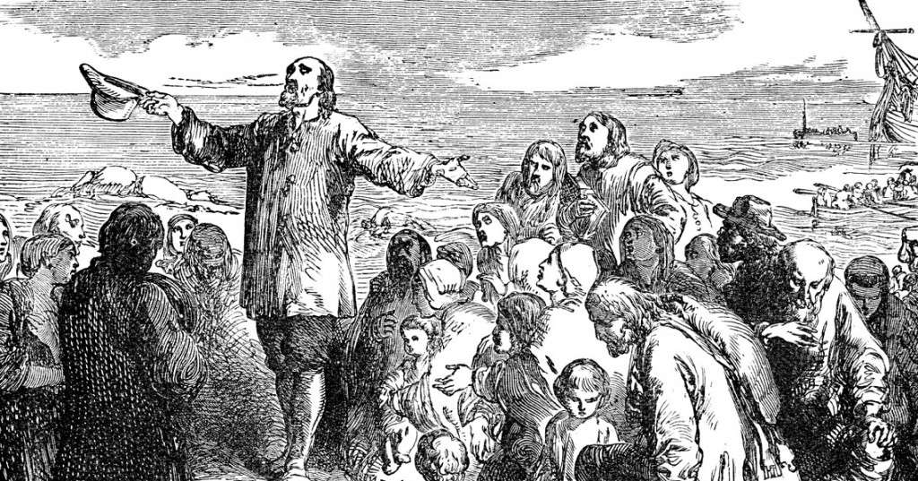the influence of puritans in new england New england life seemed to burst with possibilities the life expectancy of its  citizens became longer than that of old england, and much longer than the.