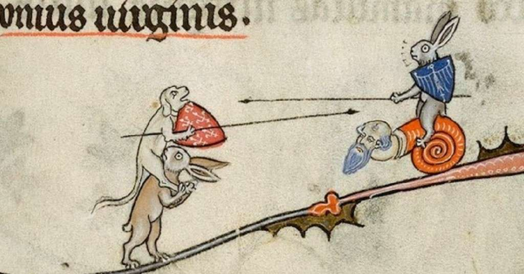 rabbit joust